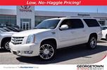 2014 Cadillac Escalade ESV Platinum with Ultra Luxury Pkg. in Georgetown, Ontario