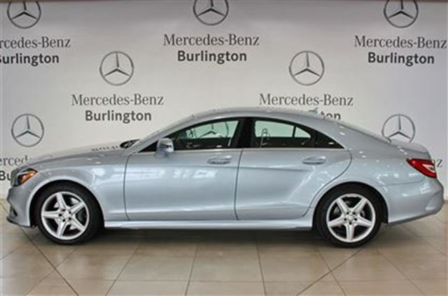 2016 mercedes benz cls class 4matic coupe burlington ontario used car for sale 2501762. Black Bedroom Furniture Sets. Home Design Ideas