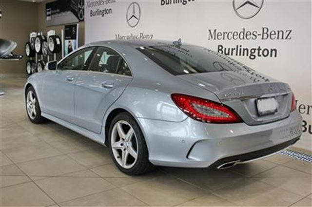 2016 mercedes benz cls class 4matic coupe mercedes benz for Mercedes benz ontario phone number