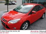 2012 Ford Focus SE *Clean Carproof, New Tires* in Airdrie, Alberta