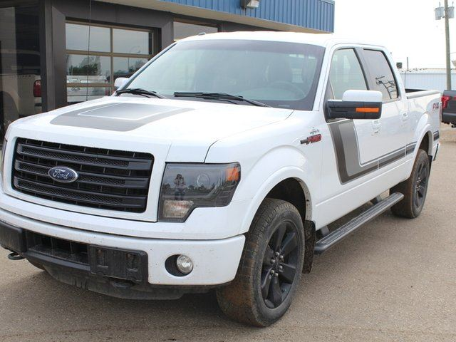 2014 FORD F-150 FX4 Appearance Package Super Crew 4X4 3.5L Ecoboost in Vegreville, Alberta