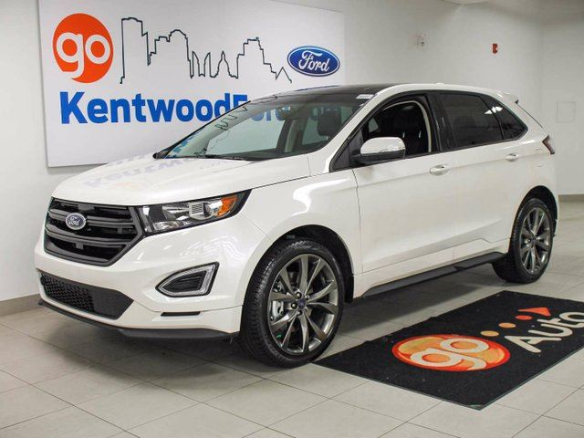 New 2016 2017 Ford Sterling Virginia Fusion Edge ...