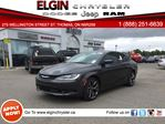 2015 Chrysler 200 S***Loaded,Leather,Pano,Nav,B-up Cam*** in St Thomas, Ontario