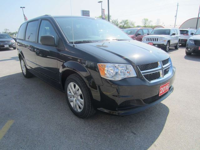 2016 dodge grand caravan se sxt perth ontario used car for sale 2500829. Black Bedroom Furniture Sets. Home Design Ideas