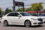 2012 Mercedes-Benz E-Class AWD E300 4MATIC ONLY 68K! **TECHNOLOGY PKG** CLN CARPR in Scarborough, Ontario