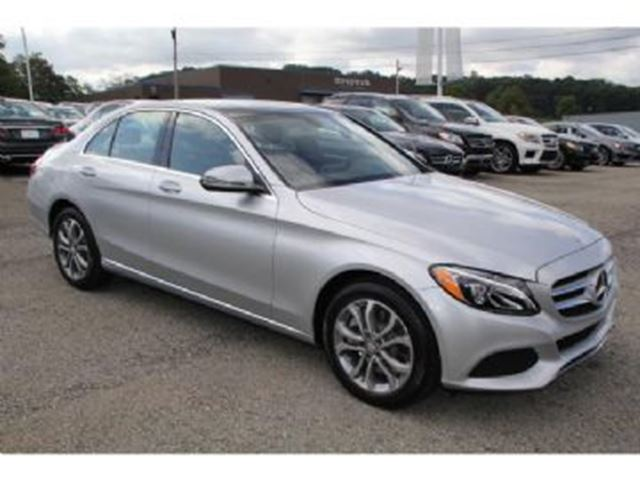 2016 mercedes benz c class silver lease busters for Mercedes benz family discount