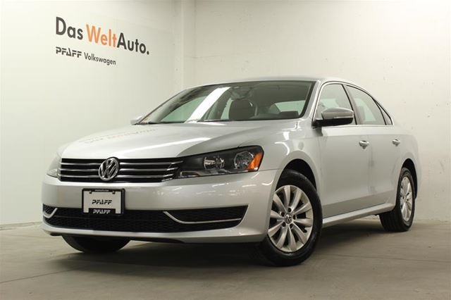 2015 volkswagen passat trendline 1 8t 6sp at w tip silver. Black Bedroom Furniture Sets. Home Design Ideas