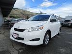 2013 Toyota Matrix AWD in Kamloops, British Columbia