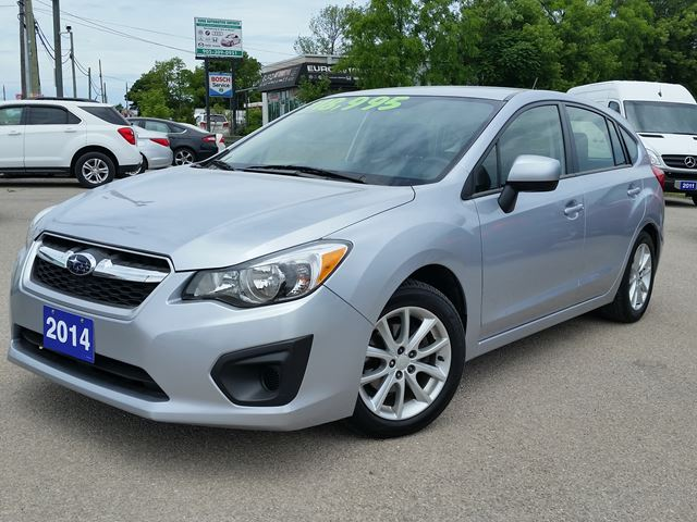 2014 subaru impreza w touring pkg silver durham automotive. Black Bedroom Furniture Sets. Home Design Ideas