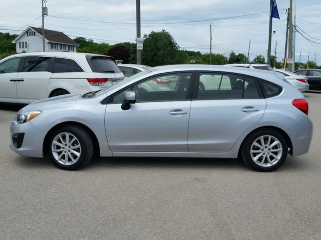 2014 subaru impreza w touring pkg beamsville ontario used car for sale 2503435. Black Bedroom Furniture Sets. Home Design Ideas