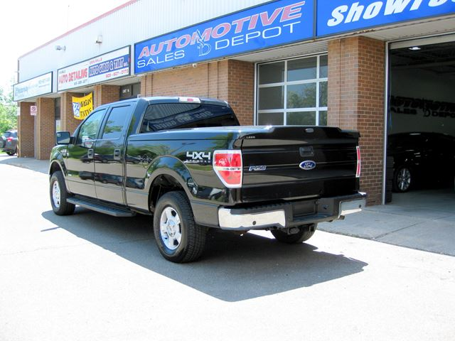 2012 ford f 150 xlt ecoboost supercrew 6 5 box tonneau for Depot leer