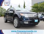 2010 Ford Edge Limited-NAVIGATION/LEATHER in Surrey, British Columbia