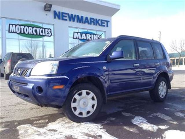 2005 Nissan X-Trail XE in Newmarket, Ontario