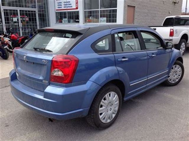2007 dodge caliber r t newmarket ontario car for sale 2504009. Cars Review. Best American Auto & Cars Review