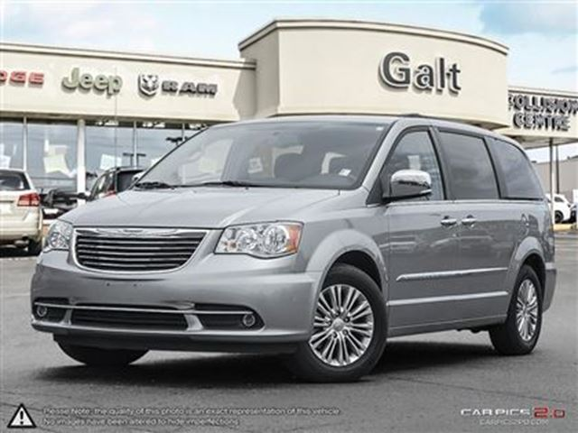 2015 Chrysler Town And Country Touring L Cambridge Ontario Used Car For Sale 2503695