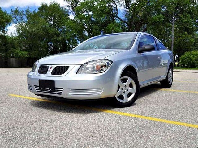 2009 pontiac g5 base 2dr coupe silver westside sales ltd. Black Bedroom Furniture Sets. Home Design Ideas