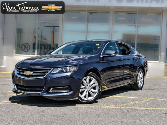 2016 chevrolet impala 2lt blue jim tubman motors. Black Bedroom Furniture Sets. Home Design Ideas