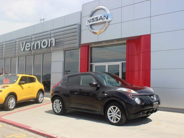 2014 NISSAN Juke SL All-Wheel Drive in Vernon, British Columbia