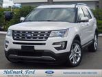 2016 Ford Explorer Limited 4X4 w Nav, Leather, Roof in Surrey, British Columbia