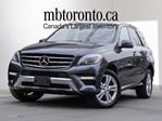 2013 Mercedes-Benz M-Class ML350 BlueTEC 4MATIC in Etobicoke, Ontario