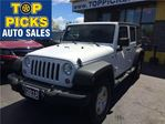 2015 Jeep Wrangler Unlimited Sport in North Bay, Ontario