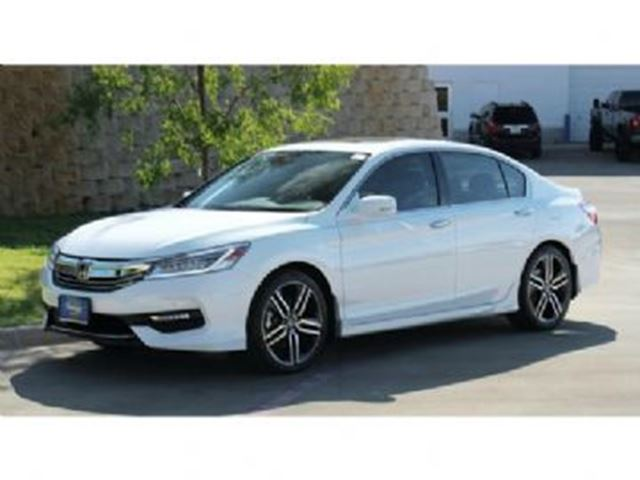 2016 honda accord sedan white lease busters. Black Bedroom Furniture Sets. Home Design Ideas
