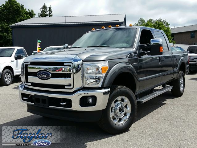 2016 ford f 250 lariat port perry ontario new car for sale 2504712. Black Bedroom Furniture Sets. Home Design Ideas