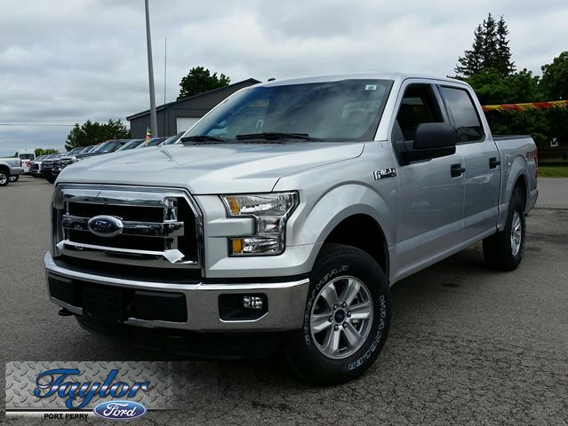 2016 ford f 150 xlt silver taylor ford new car. Black Bedroom Furniture Sets. Home Design Ideas