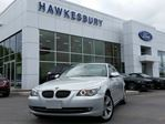 2008 BMW 5 Series 528xi in Hawkesbury, Ontario