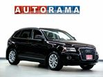 2013 Audi Q5 2.0T PREMIUM NAVI BACK UP CAM LEATHER PAN SUNROOF AWD in North York, Ontario