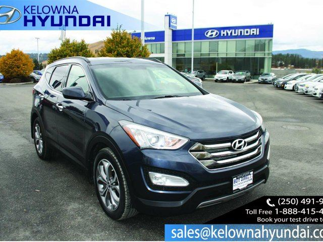 2013 hyundai santa fe 2 0t premium 4dr all wheel drive for Hyundai motor finance payoff
