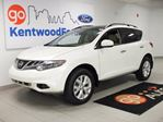 2013 Nissan Murano SL, AWD, Leather, Power sunroof, Power liftgate, Reverse camera system, Power drivers seating. in Edmonton, Alberta
