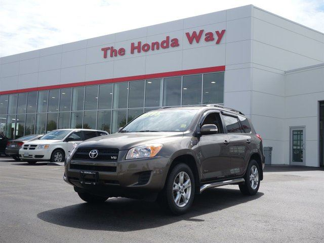 2009 TOYOTA RAV4 SPORT- Honda Way Certified in Abbotsford, British Columbia