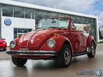 1979 Volkswagen New Beetle  Convertible in London, Ontario