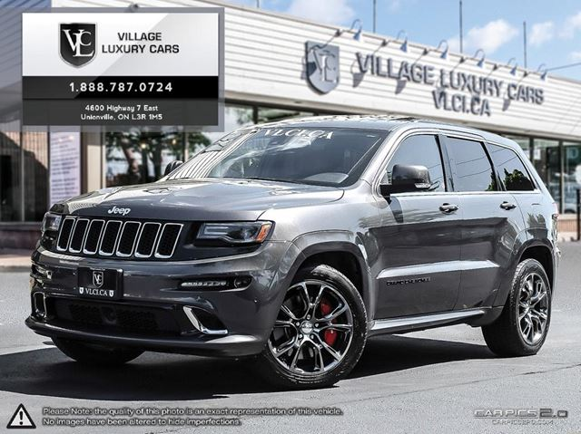 2014 jeep grand cherokee srt sold sold sold grey village luxury cars. Black Bedroom Furniture Sets. Home Design Ideas