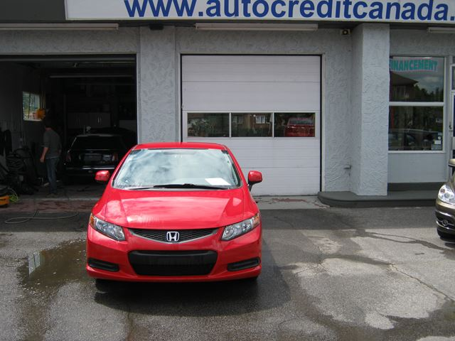 2012 Honda Civic 1 OWNER LOOKS AND DRIVES LIKE NEW in Gatineau, Quebec