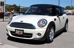 2012 MINI Cooper Sunroof   Only 56K   CERTIFIED in Kitchener, Ontario