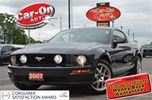 2007 Ford Mustang GT LEATHER AUTO in Ottawa, Ontario