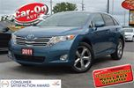 2011 Toyota Venza AWD V6 LEATHER PANORAMIC ROOF in Ottawa, Ontario
