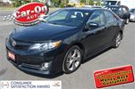 2012 Toyota Camry SE LEATHER NAVIGATION SUNROOF in Ottawa, Ontario