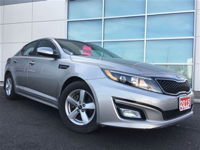 2015 kia optima lx alloys heated seats silver. Black Bedroom Furniture Sets. Home Design Ideas