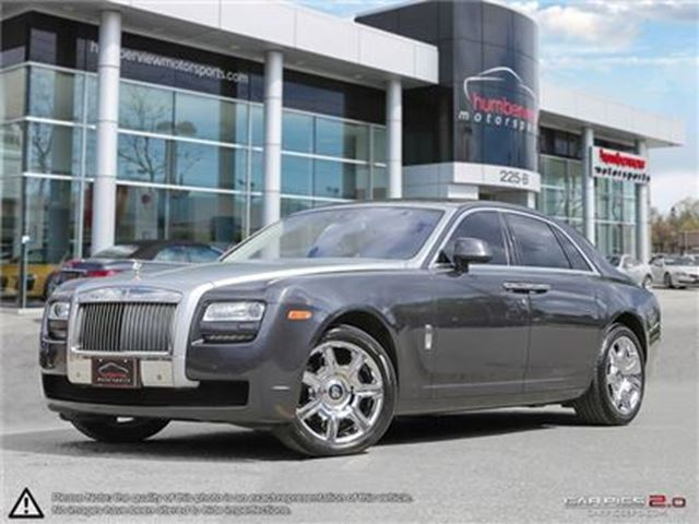 2013 ROLLS-ROYCE PHANTOM - in Mississauga, Ontario
