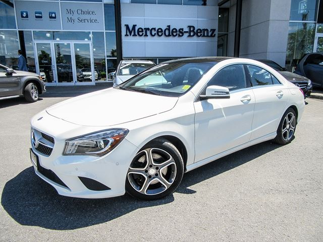 2015 mercedes benz cla250 4matic coupe ottawa ontario used car for sale 2506329. Black Bedroom Furniture Sets. Home Design Ideas