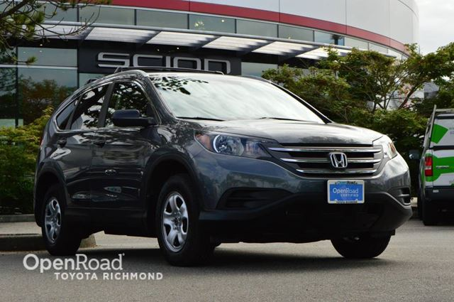 2014 honda cr v cr v lx awd heated front seats econ switch w grey openroad toyota richmond. Black Bedroom Furniture Sets. Home Design Ideas