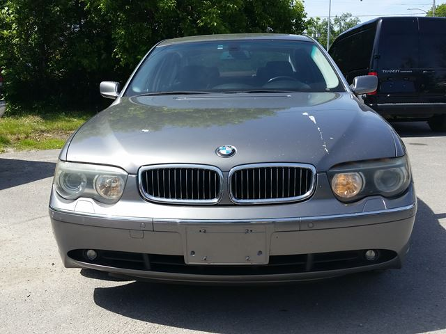 2003 bmw 7 series 745li keswick ontario car for sale. Black Bedroom Furniture Sets. Home Design Ideas