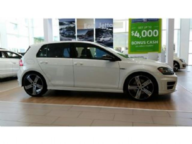 2016 Volkswagen R32 White | LEASE BUSTERS | Wheels.ca
