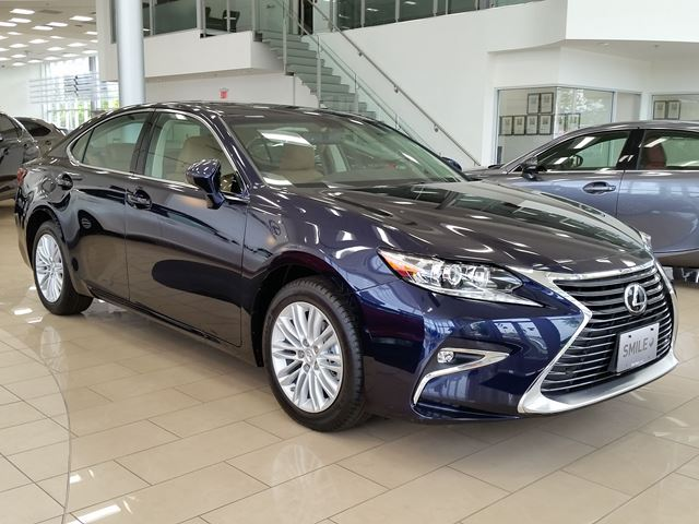 2016 lexus es 350 entry level blue erin park lexus new. Black Bedroom Furniture Sets. Home Design Ideas