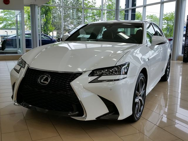 2016 lexus gs 350 f sport series 2 white erin park lexus new car. Black Bedroom Furniture Sets. Home Design Ideas