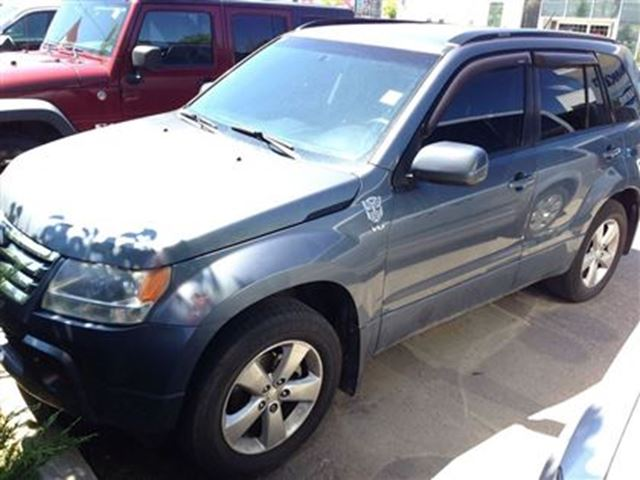2007 suzuki grand vitara jx newmarket ontario car for sale 2508672. Black Bedroom Furniture Sets. Home Design Ideas
