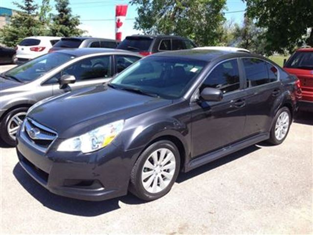 2012 subaru legacy 3 6r w limited nav pkg newmarket. Black Bedroom Furniture Sets. Home Design Ideas
